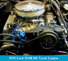 Engine on Ford Engine Block Numbers Location